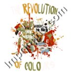 Revolution of colours- (Para fondo oscuro)